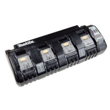 Makita DC18SF 4-ports standardladdare