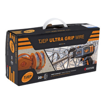 TJEP Najtråd Ultra Grip Wire Förzinkad 0,8mm 20-pack