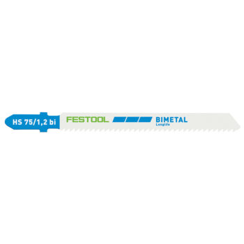 Festool Sticksågsblad HS 75/1,2 BI/5 5-pack