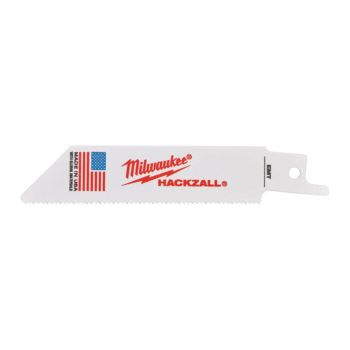 Milwaukee HACKZALL 100mm 18TPI 5-pack