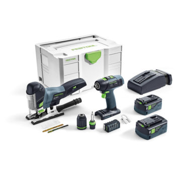 Festool T 18+3/PSC 420 Li I-Set