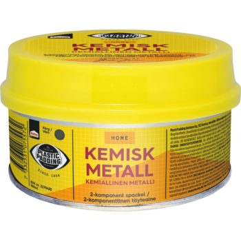 Plastic Padding Spackel Kemisk metall 180ml