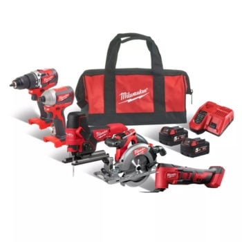 Milwaukee M18 FPP5K-502B Powerpack