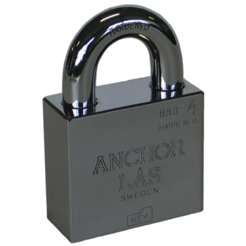 Anchor Hänglås 880-4 B50 Klass 4