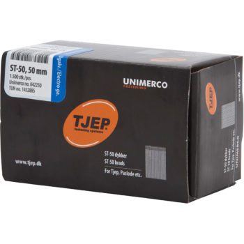 TJEP ST50 50mm ståldyckert FZB Box 1500-pack