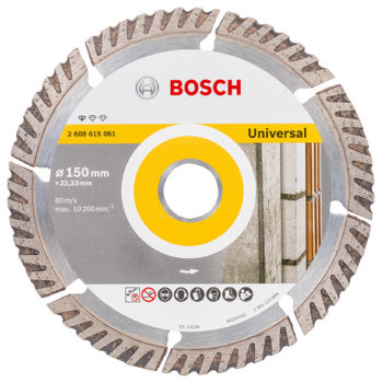 Bosch Standard for Universal 150x22,23x2,4x10mm