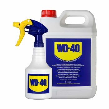 WD-40 Multispray 5L-dunk Value Pack