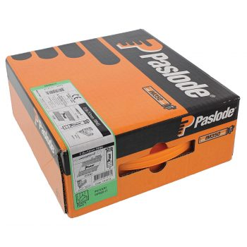 Paslode Spik Ring blank D-huvud 34° 51x2,8mm 3300-pack + 3 gas