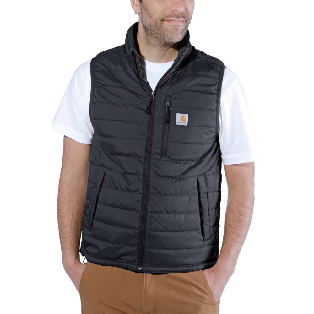 Carhartt Gilliam Vest Svart Medium