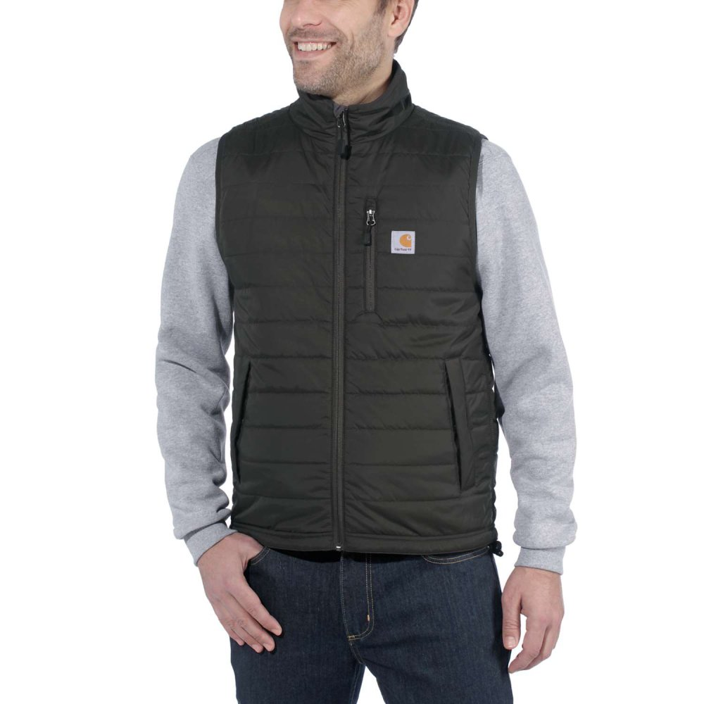 Carhartt Gilliam Vest Peat Small