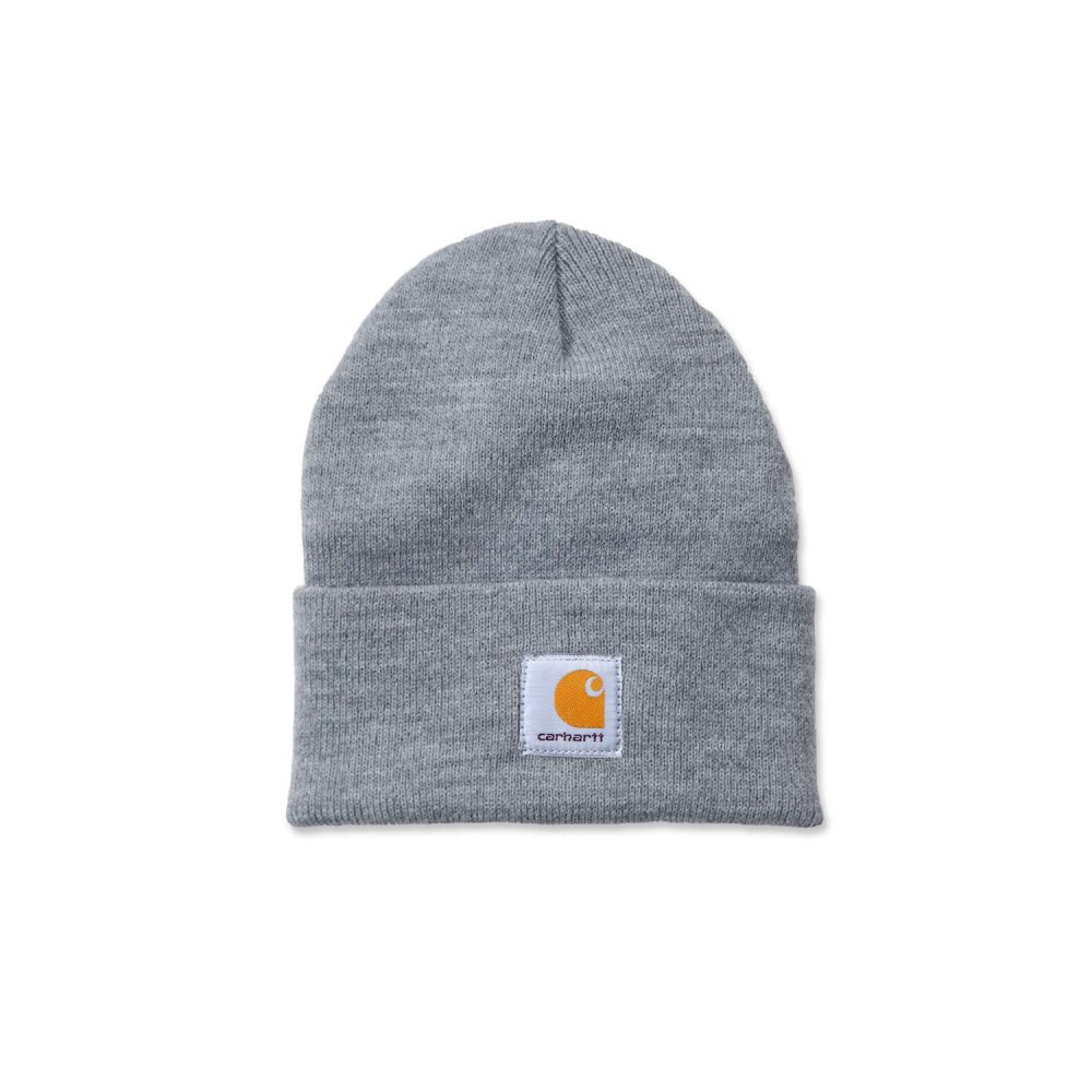 Carhartt Watch Hat Heather Grey