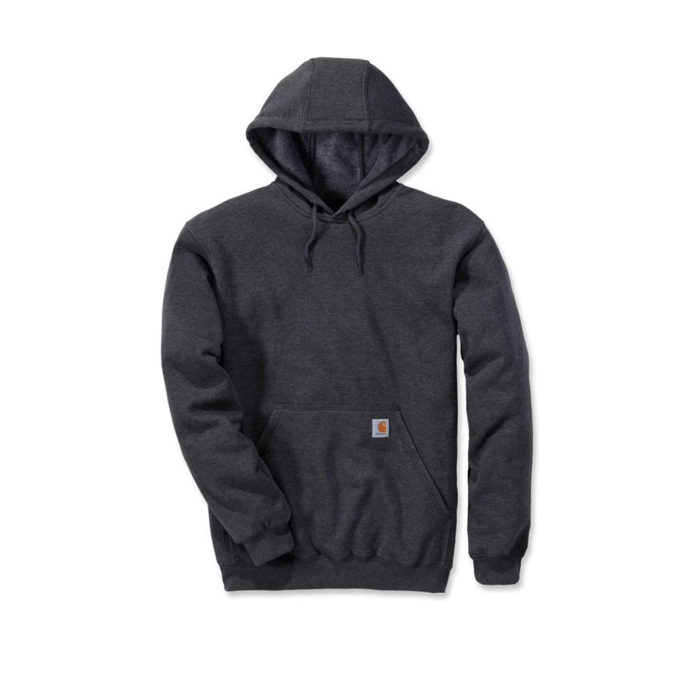 Carhartt Hooded Sweatshirt Carbon Heather Large