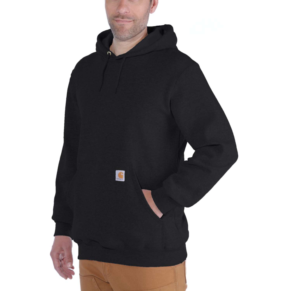 Carhartt Hooded Sweatshirt Svart Large