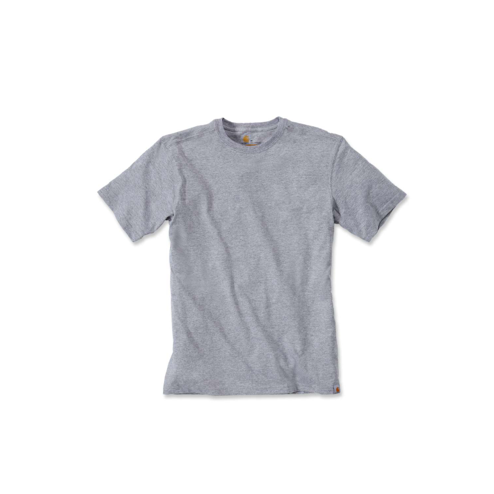 Carhartt Maddock T-shirt S/S Heather Grey Large