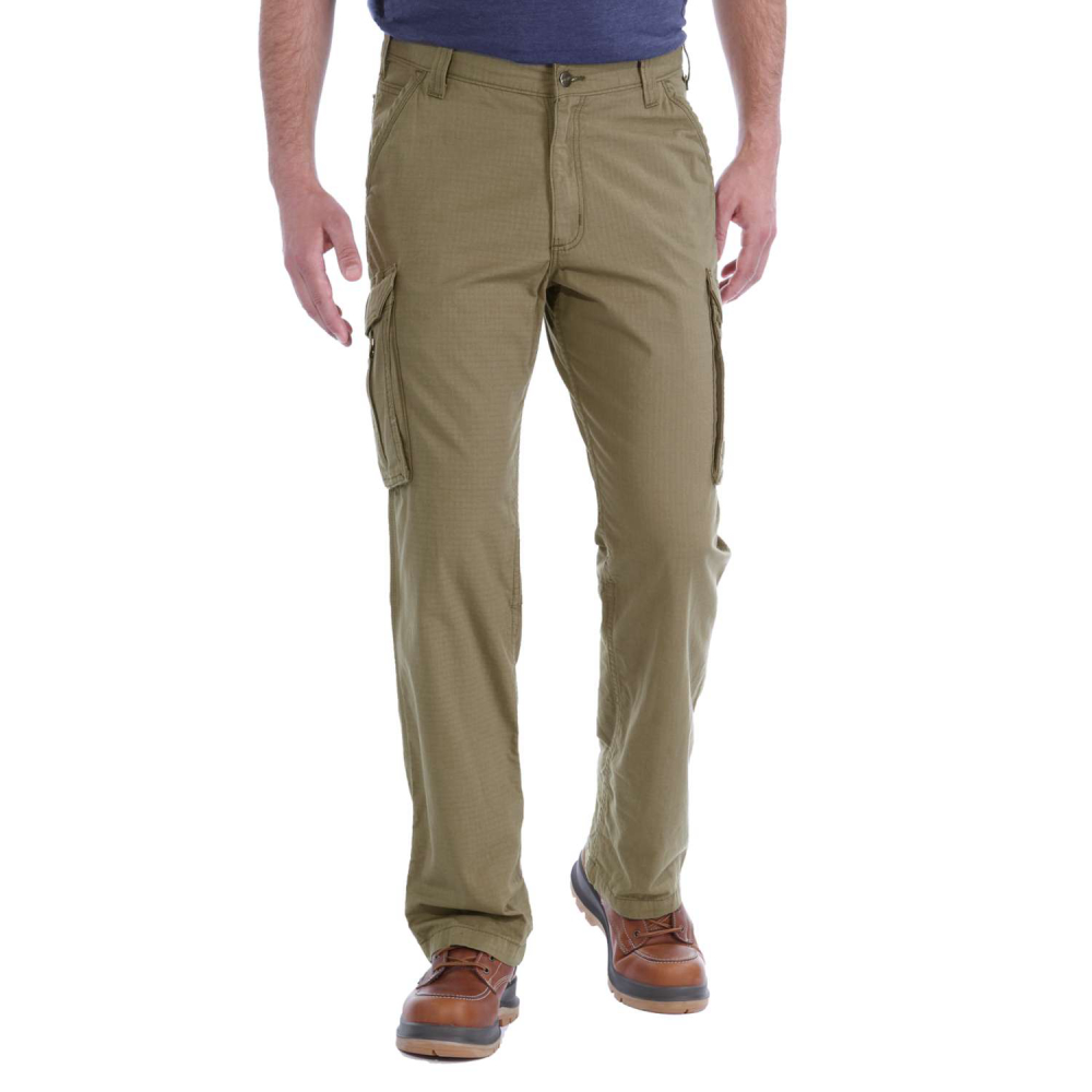 Carhartt Force Tappen Cargo Pant Burnt Olive W33/L32