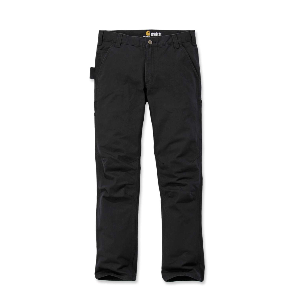 Carhartt Stretch Duck Dungaree Svart W36/L32