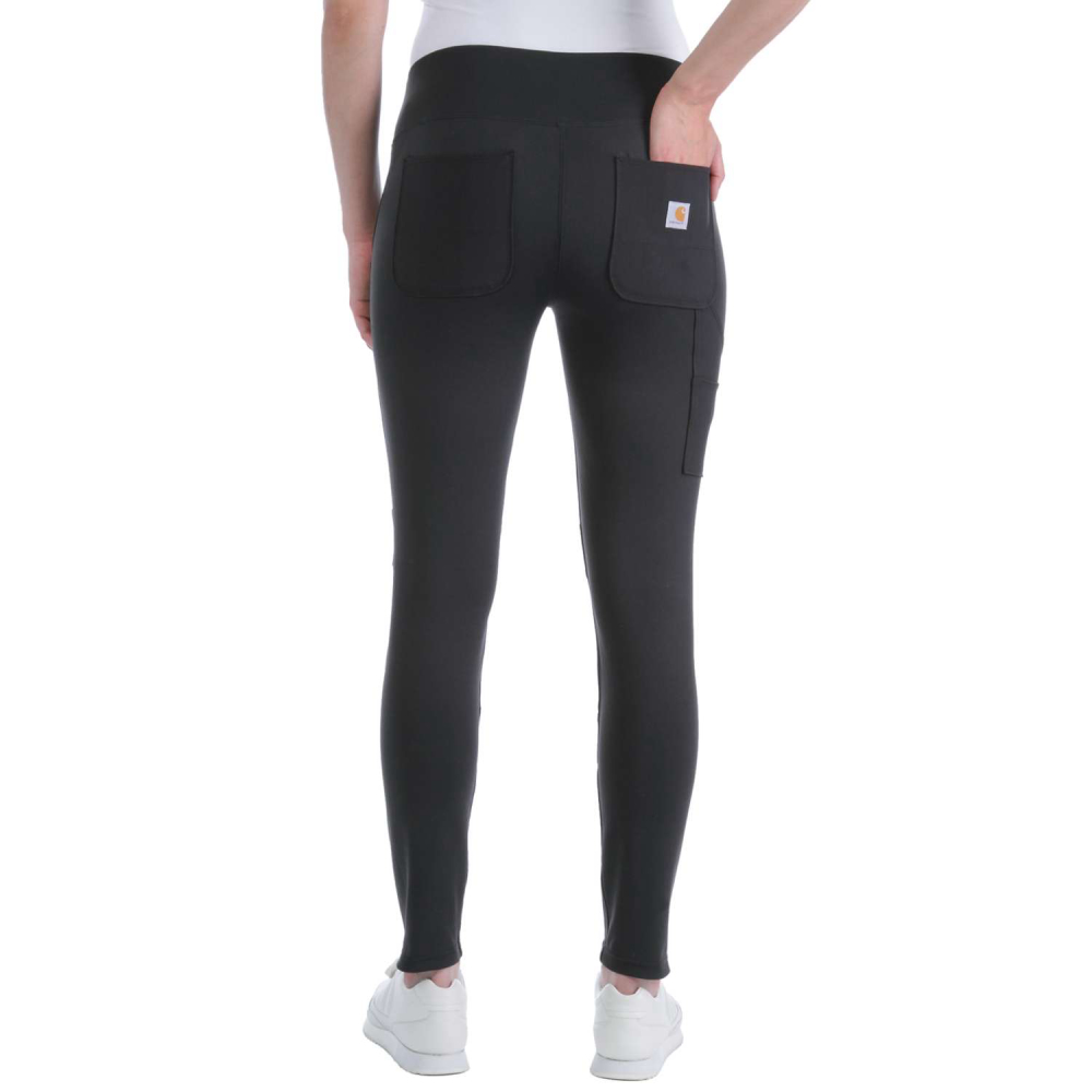 Carhartt Womens Force Utility Legging Svart XL