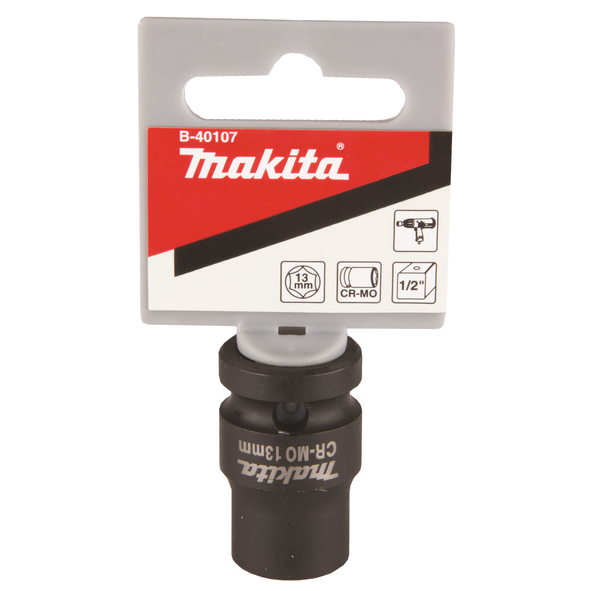 "Makita Krafthylsa 1/2"" 13x38mm"