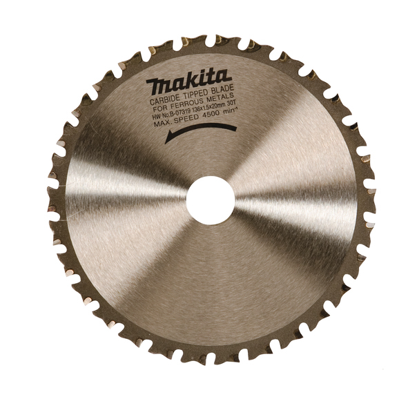 Makita Metallklinga 136x20mm 50T