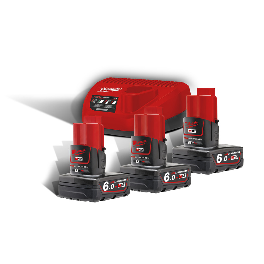 Milwaukee KIT M12 NRG-603