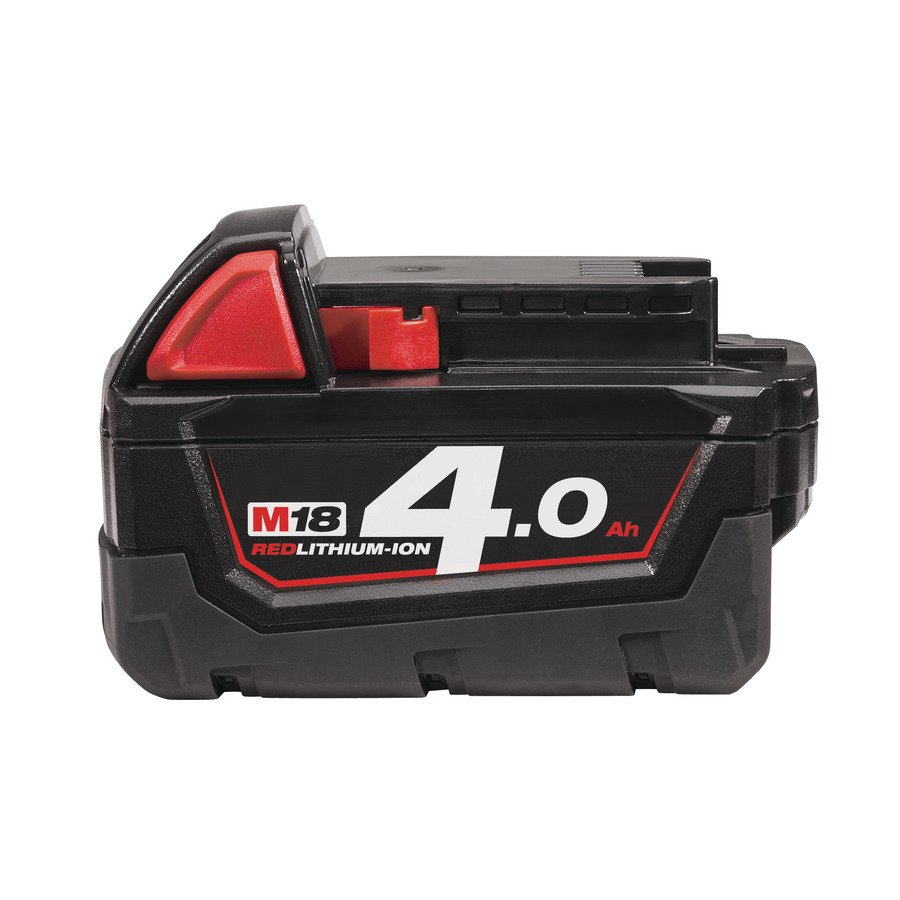 Milwaukee M18 B4 4,0Ah Li-ion