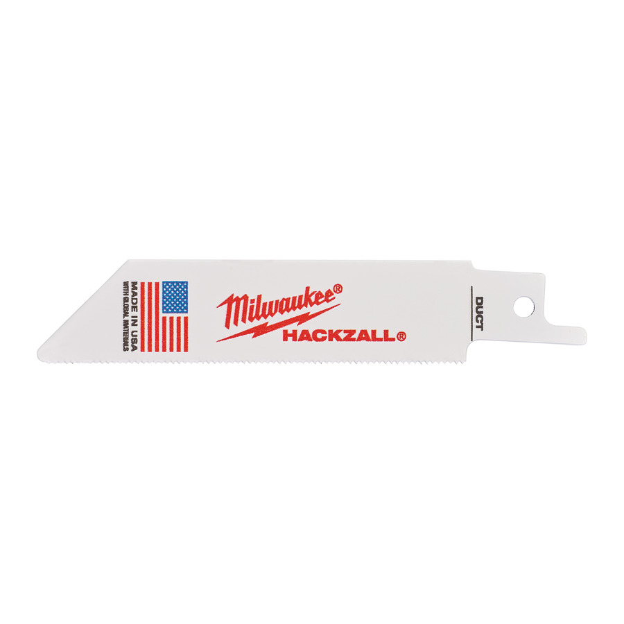 Milwaukee HACKZALL 100mm 25TPI 5-pack