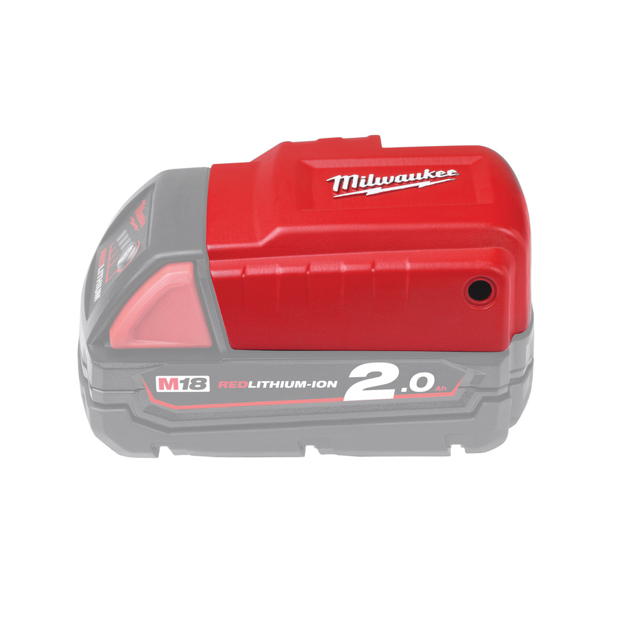 Milwaukee M18 USB-adapter PS HJ2