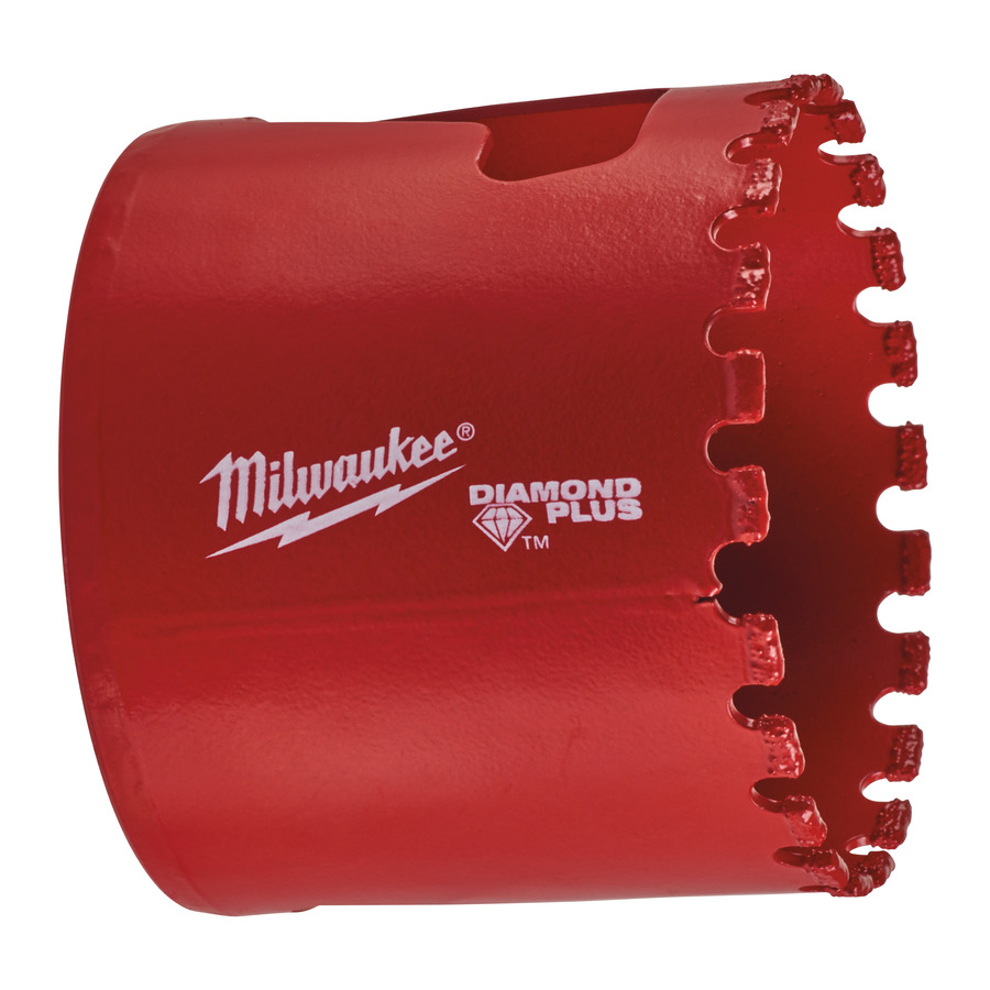 Milwaukee DIAMOND PLUS Våt/Torr 51mm