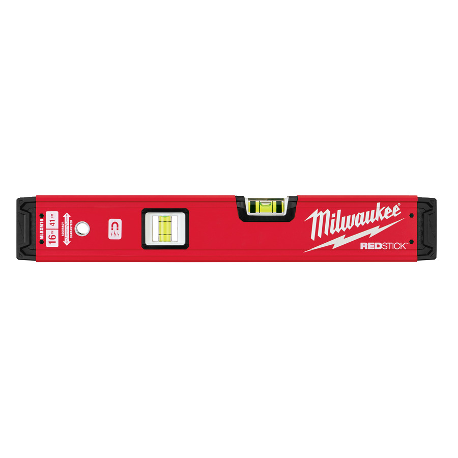 Milwaukee Redstick Backbone Vattenpass 40cm Magnetisk