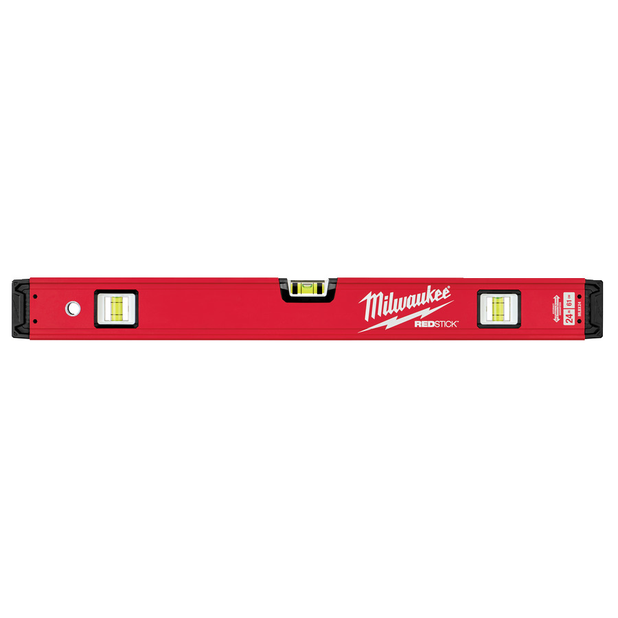 Milwaukee Redstick Backbone Vattenpass 60cm