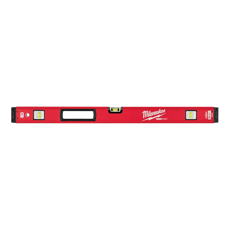 Milwaukee Redstick Backbone Vattenpass 80cm Magnetisk