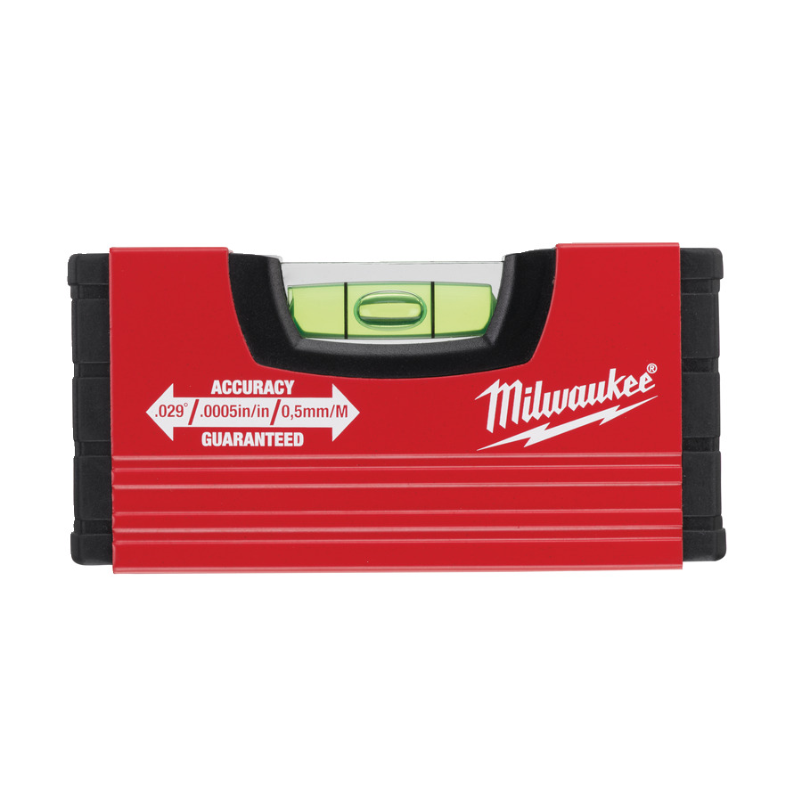 Milwaukee Vattenpass Mini 10cm