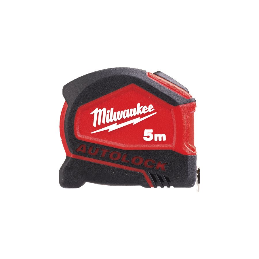 Milwaukee Måttband Autolock 5 m - 16'