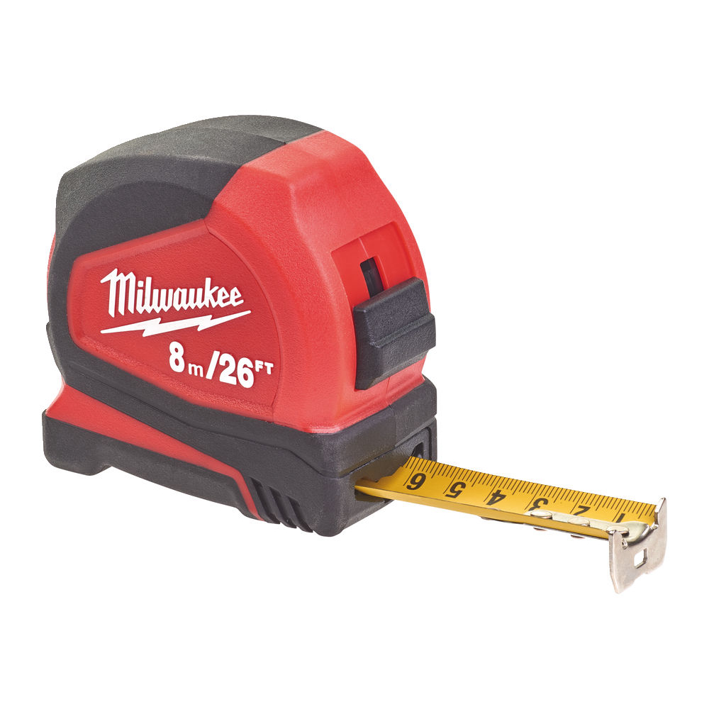 Milwaukee PRO Måttband C8M-26FT/25mm