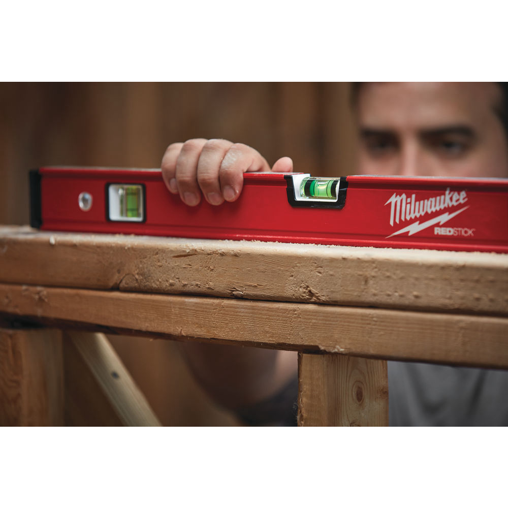 Milwaukee Redstick Kompakt Vattenpass 40cm