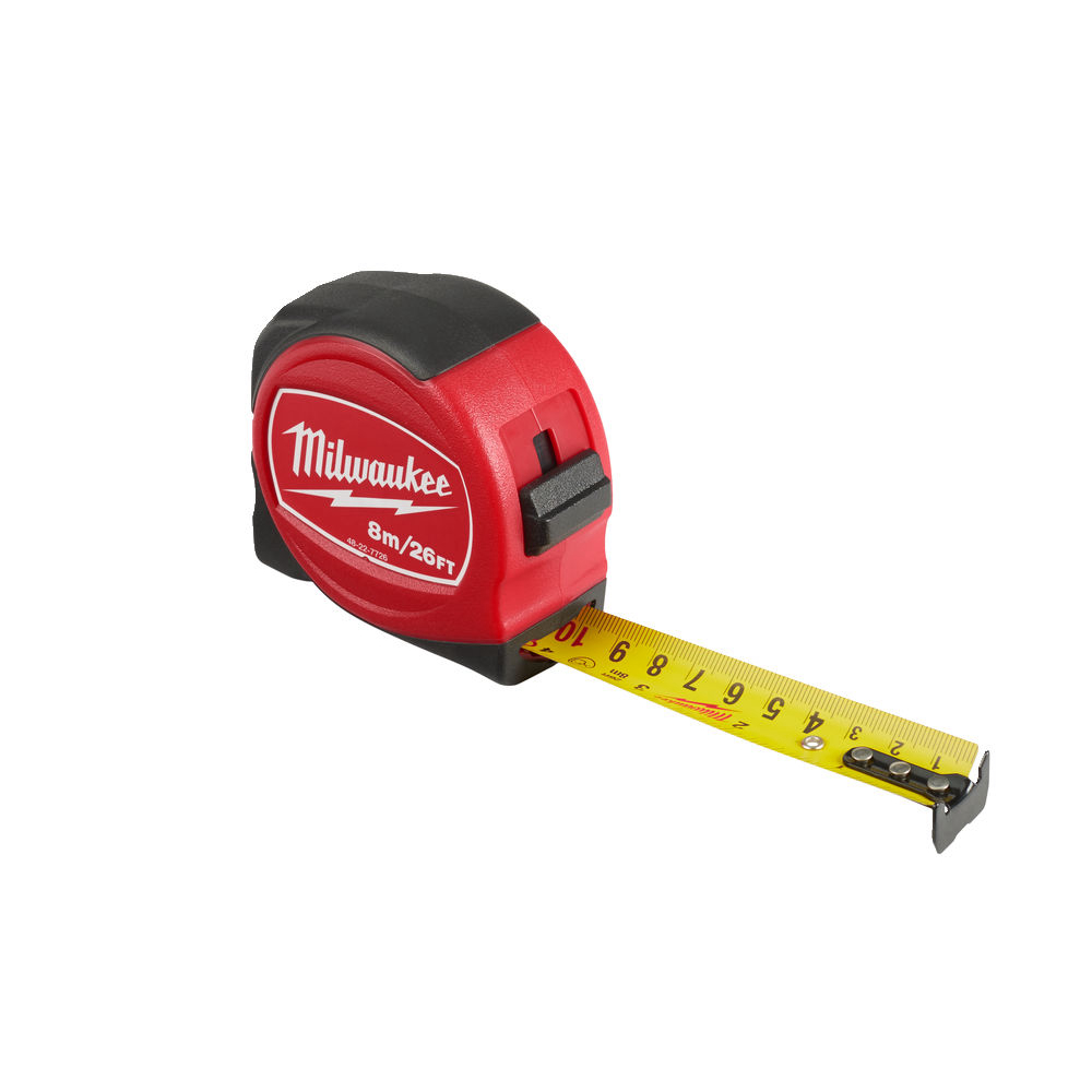 Milwaukee Måttband S8M-26FT/25mm