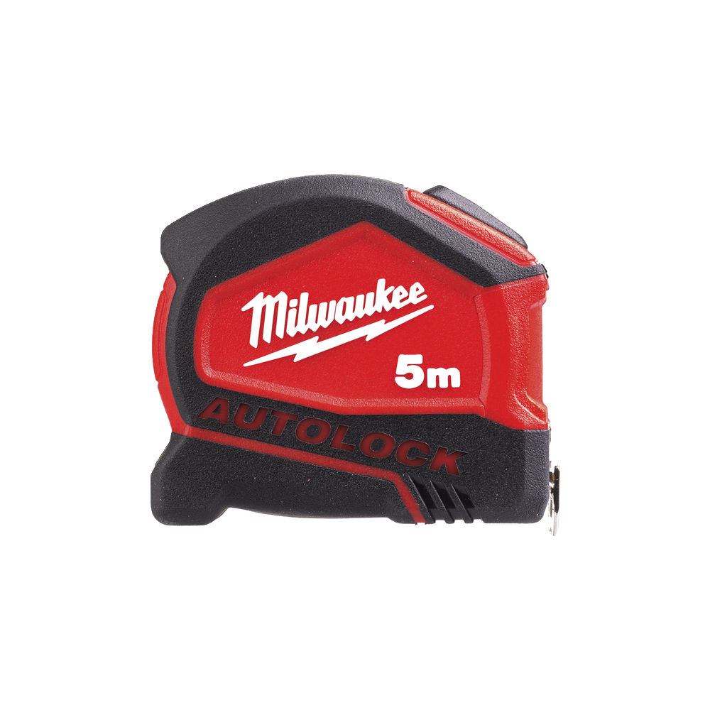 Milwaukee Måttband Autolock 5m/25mm