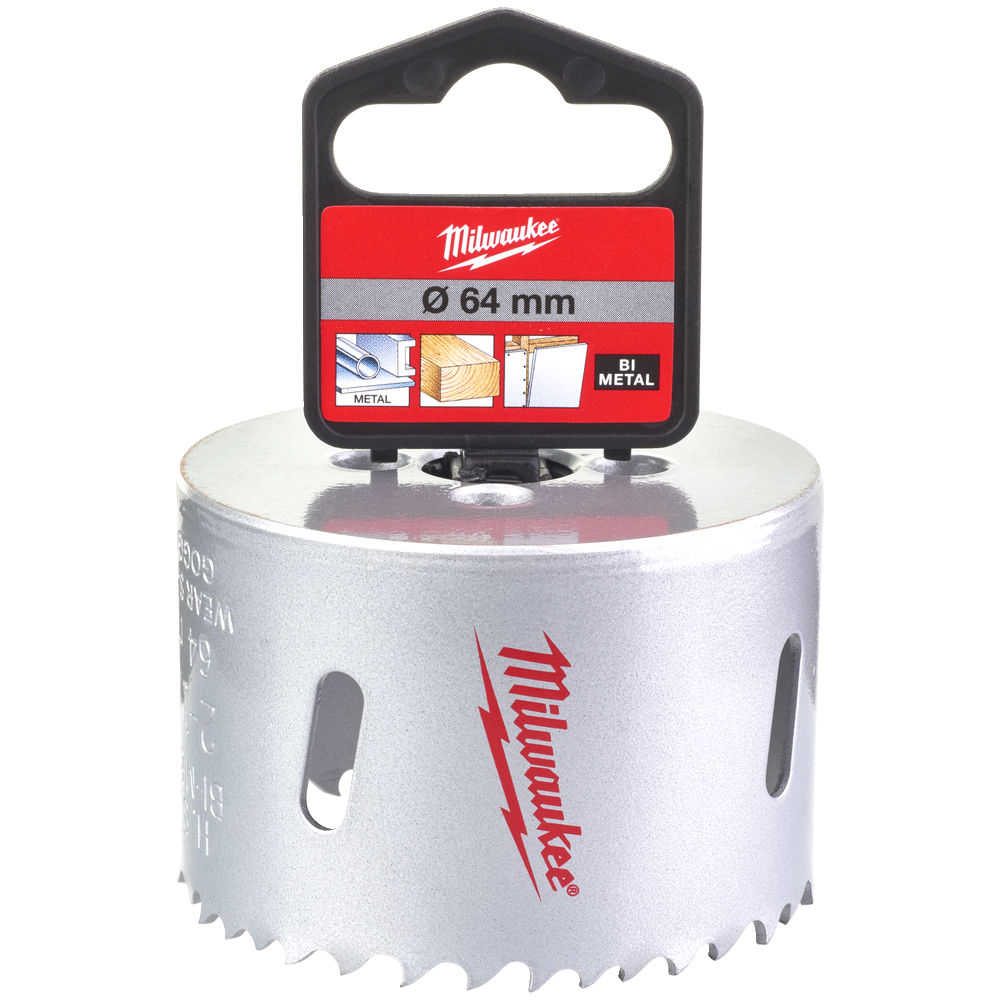 Milwaukee STANDARD Bi-Metall 64mm