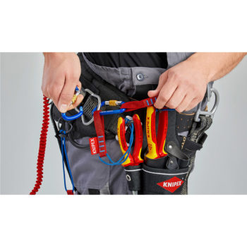 Knipex 005003T Karbinhake 81mm 2-pack