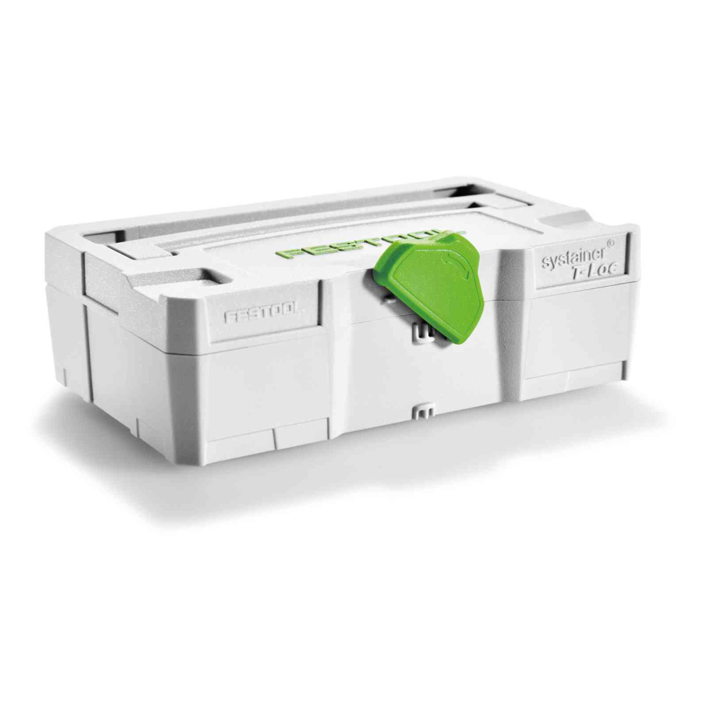 Festool MICRO-SYSTAINER T-LOC SYS-MICRO GREY