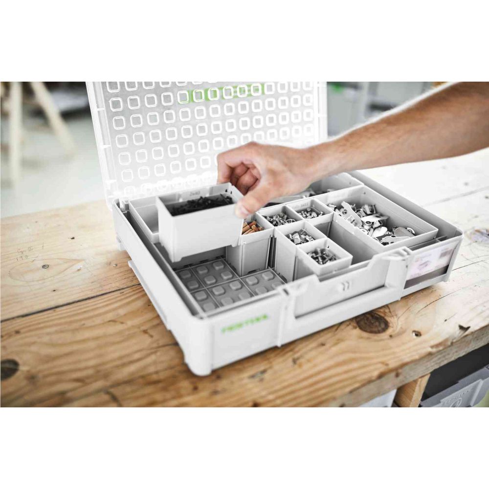 Festool Insatsboxar Box 150x150x68 6-pack