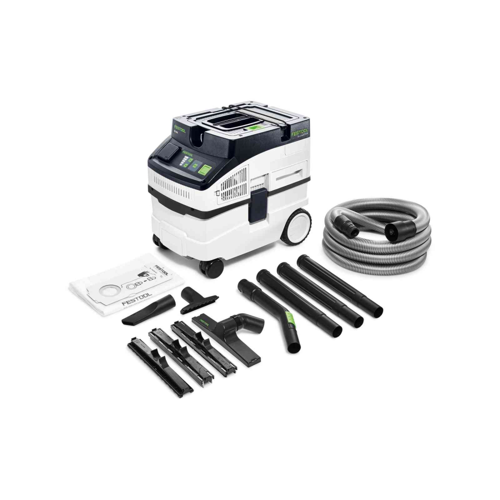 Festool CT 15 E-Set CLEANTEC