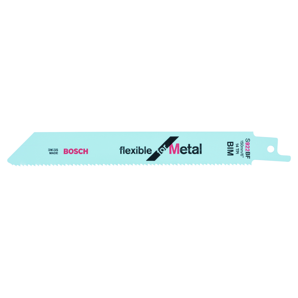 Bosch Flexible for Metal S922BF Tigersågblad 152mm 2-pack