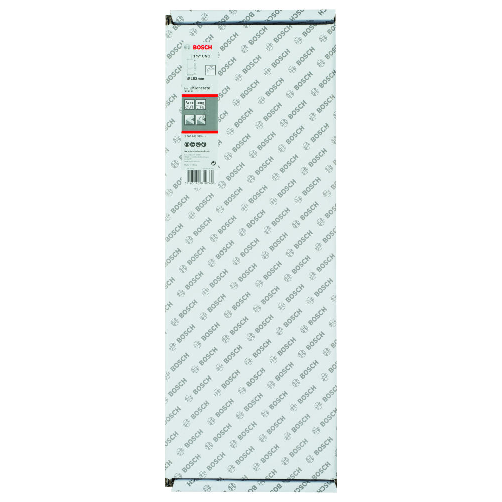 Bosch Diamantborr VÅT 152X450mm 1 1/4T BEST C