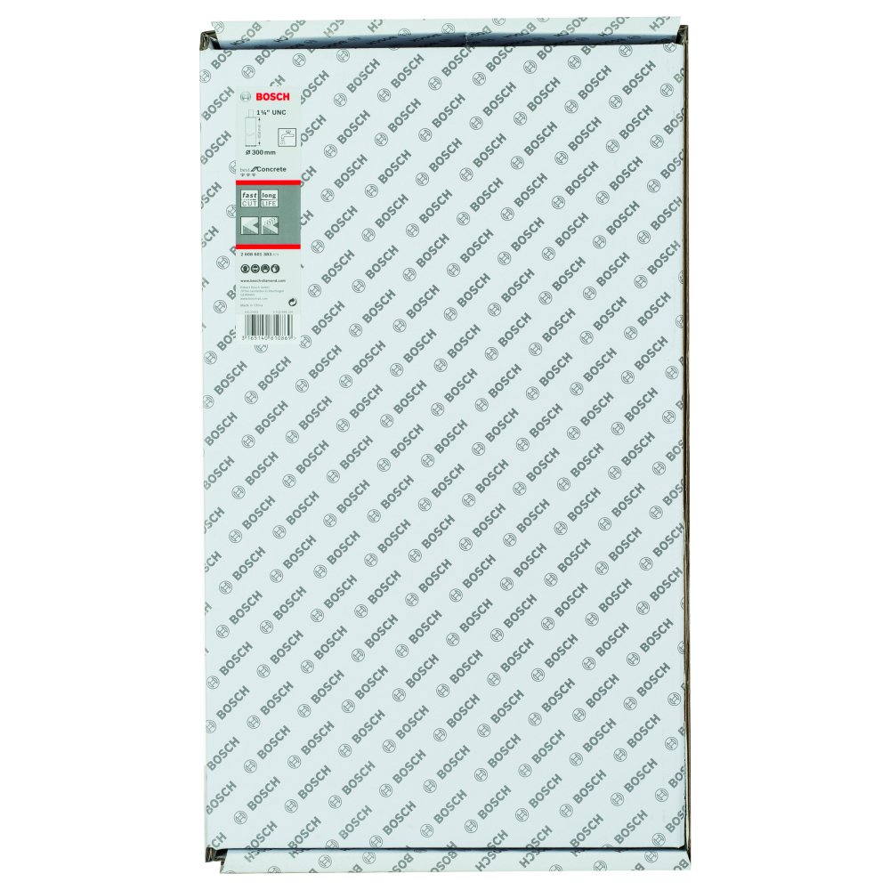 Bosch Diamantborr VÅT 300X450mm 1 1/4T BEST C