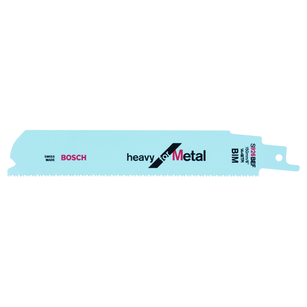 Bosch Heavy for Metal S926BEF Tigersågblad 5-pack