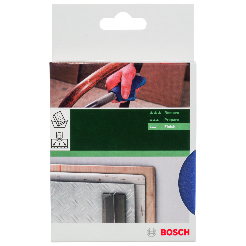 Bosch Slipsvamp 68X120X13mm BFC SUPER FIN