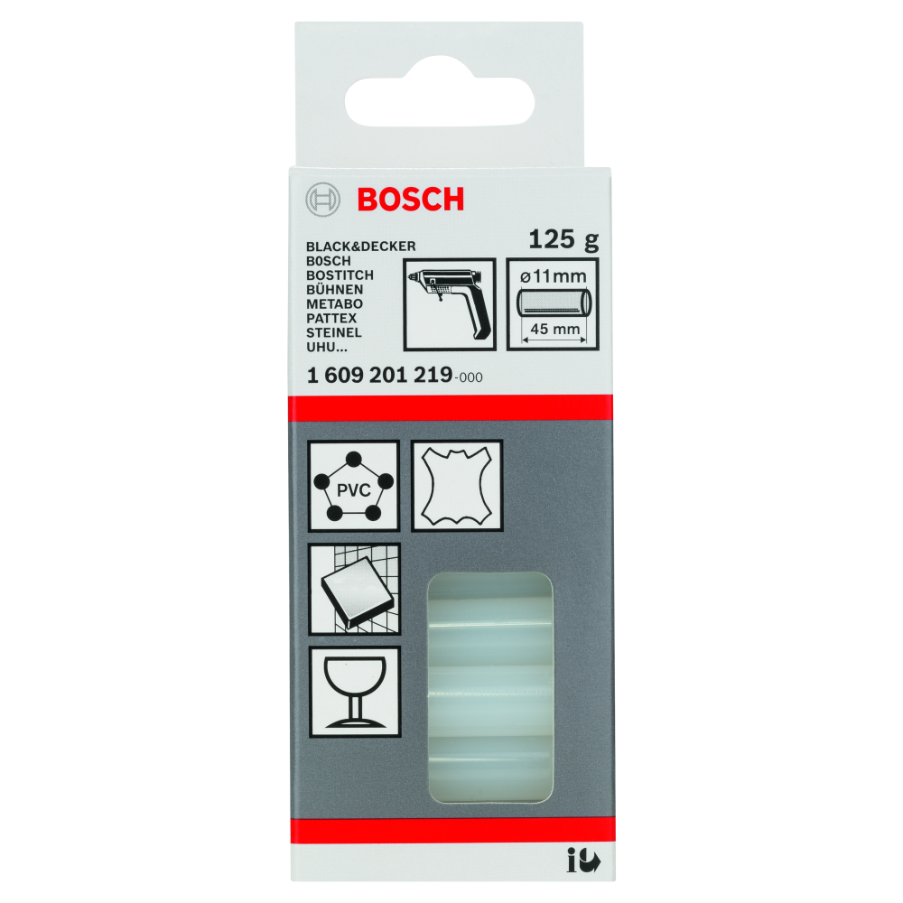 Bosch Limpatron Transparent 11x45mm 125g