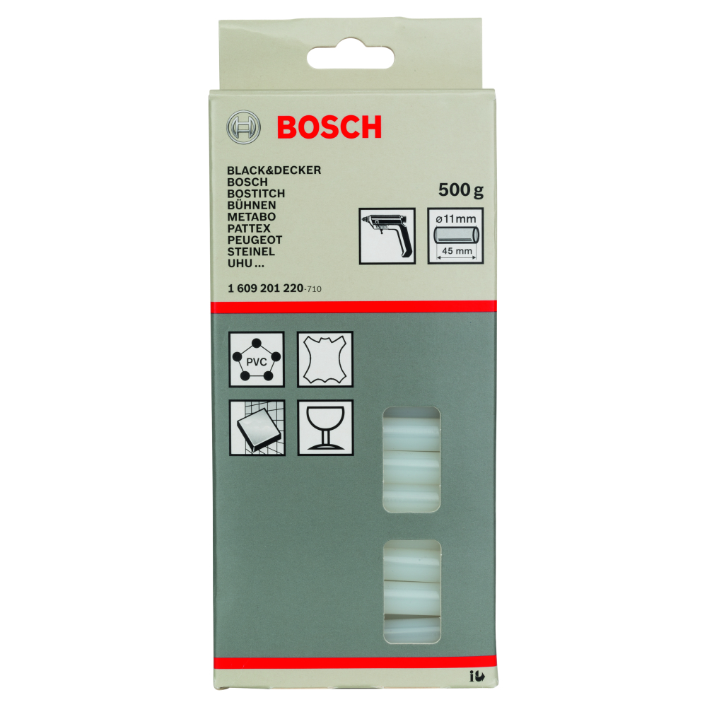 Bosch Limpatron Transparent 11x45mm 500g