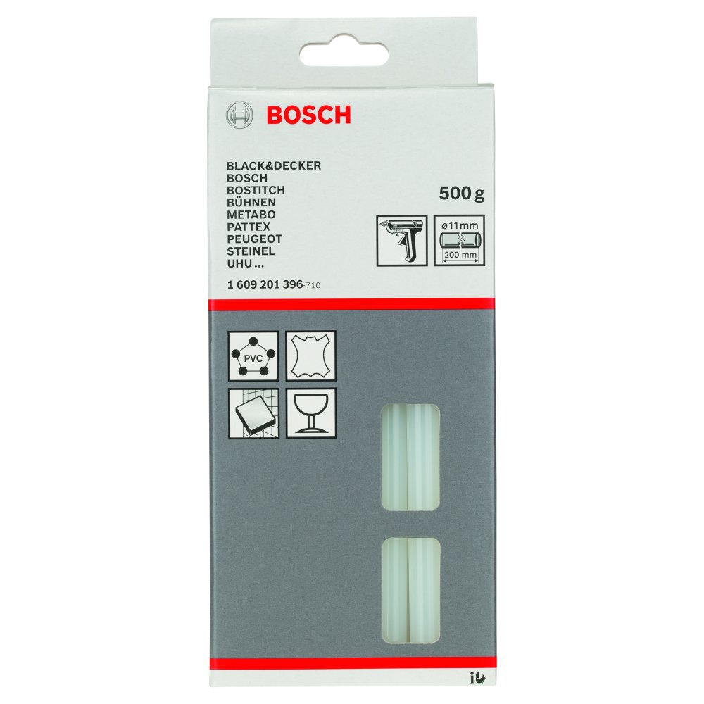 Bosch Limpatron TRANSPARENT 11x200mm 500g